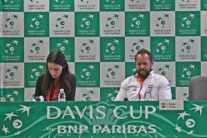DAVIS CUP/ŽELJKO KRAJAN: Ostvarila mi se želja, da igramo u mom gradu