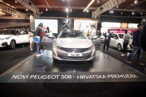 FOTO: Otvoren je 15. Zagreb Auto Show
