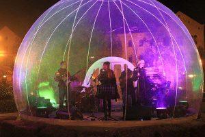KUL ADVENT U ZAGREBU: Jazz ritam ispred HNK
