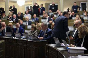 GRADSKA SKUPŠTINA: Raspravu o proračunu, nije želio propustiti gradonačelnik Milan Bandić