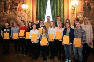 Mladim sportašima i glazbenicima dodijeljene stipendije Zaklade Marin Čilić