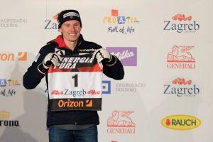 Norvežanin Kristoffersen otvara sljemenski slalom, Vidović starta prvi od Hrvata