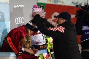 MIKAELA SHIFFRIN: Uvijek je posebno doći na Sljeme, a ovo danas je jedna od mojih boljih utrka