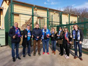 DAMIR SKOK: Uspješna suradnja plzenskog i zagrebačkog zoološkog vrta