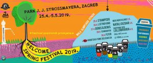 Zagreb donosi Welcome Spring Festival – festival pozitivnih promjena