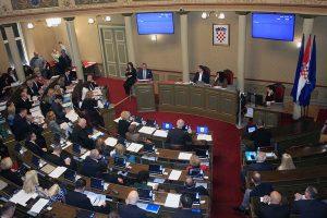 GRADSKA SKUPŠTINA: Prihvaćen izvještaj o izvršenju proračuna