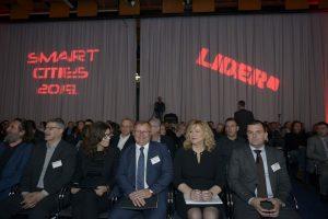"""Otvorena 5. međunarodna konferencija  """"Smart Cities – Pametnim rješenjima do održivoga grada"""