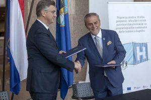 Potpisan okvirni Sporazum o suradnji na pripremi projekta izgradnje nacionalne dječje bolnice u Zagrebu
