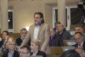Ivan Kujundžić, HDZ-ov zastupnik u zagrebačkoj Gradskoj skupštini, podnio ostavku na mjestu gradskog zastupnika