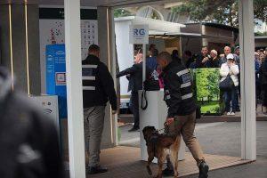 VIDEO/ROLAND GARROS: Zbog ostavljene torbice pozvan antiteroristički tim za detekciju eksploziva