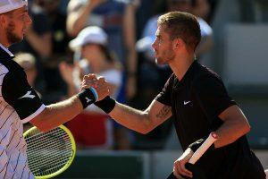 ROlAND GARROS/BORNA ĆORIĆ: Što da kažem, to je tenis!
