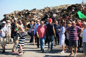 MILAN BANDIĆ: Požarište ugašeno, kroz tri godine sanacija cijelog odlagališta