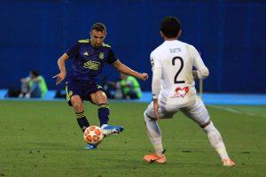 LIGA PRVAKA 2. PRETKOLO: GNK Dinamo- FC Saburtalo 3:0