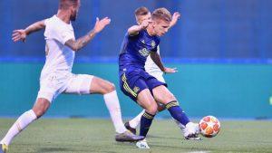 LIGA PRVAKA 3. PRETKOLO: GNK Dinamo – Ferencvarosi TC 1:1