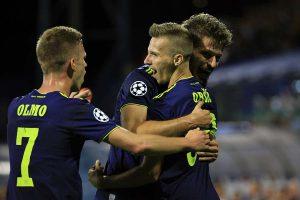 PLAY OFF UEFA LIGA PRVAKA: GNK Dinamo – Rosenborg BK 2:0