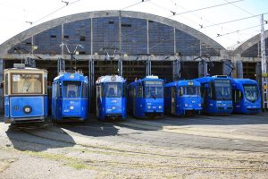 ZET: Od danas prve tri tramvajske linije u prometu