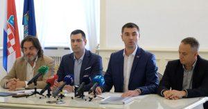 Klub HDZ-a u zagrebačkoj Gradskoj skupštini,  podržat će  prijedlog polugodišnjeg izvještaja o proračunu