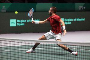 DAVIS CUP: Ćorić odustao od meča s Nadalom