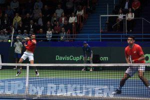 DAVIS CUP: Hrvatska – Indija 2-1