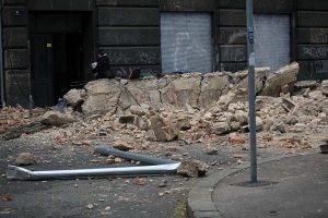 Grad Zagreb uveo besplatnu telefonsku liniju 0800 8805 za građane izravno pogođene današnjim potresom