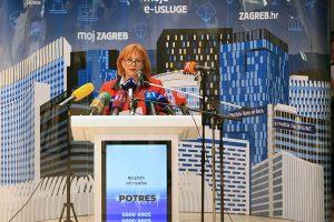 KRIZNI STOŽER GRADA ZAGREBA: U Zagrebu 11 novih pozitivnih na koronavirus, ukupno 393