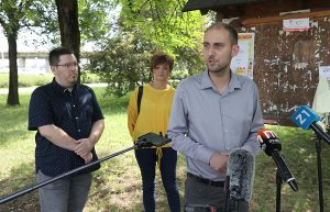 MATEJ MIŠIĆ: Građani Novog Zagreba zbog rekonstrukcije nemaju normalne uvjete za život