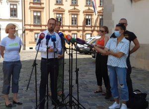 Možemo: Obnovu Zagreba treba voditi jedna centralna institucija