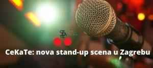 CeKaTe: Nova stand-up scena u Zagrebu