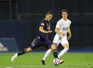 Dinamo izborio Europsku ligu