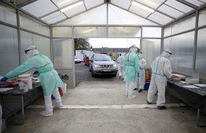 Nova lokacija za testiranje na koronavirus na Zagrebačkom velesajmu