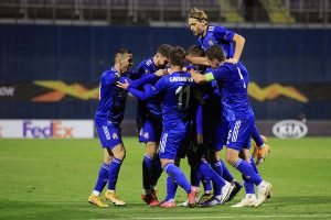 EUROPSKA LIGA: Dinamo-Wolfsberger 1:0