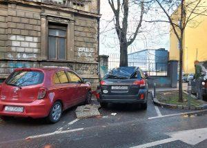 Veći dio Zagreba ostao bez struje, automobili u kolonama