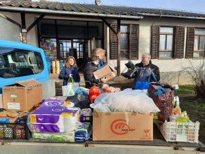 Udruga hrvatskih branitelja iz Domovinskog rata Sveta Klara nastavlja prikupljati pomoć za Banovinu