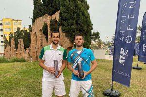 ATP Antalya: Pavić i Mektić osvojili prvi zajednički naslov