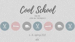 CE KA TE: Cool School Zima na Trešnjevci