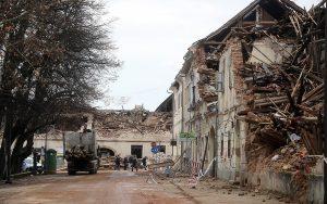 Apel: Suzdržite se od pojedinačnih dolazaka na područja pogođena potresom