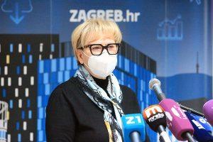 U Zagrebu 96 novozaraženih, 27 iz ustanova socijalne skrbi