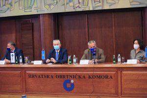 Potpore za očuvanje obrtništva i obrtničkih djelatnosti Grad Zagreb