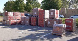 Kreće podjela građevinskog materijala za građane pogođene potresom u prosincu