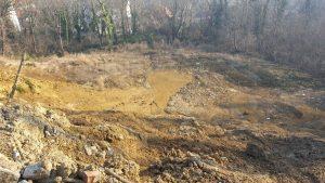 Sanacija klizišta na području Podgaja/Cmroka započinje danas