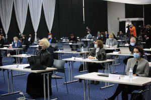 GRADSKA SKUPŠTINA: Počela sjednica zagrebačke Gradske skupštine