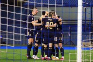 Dinamo izborio osminu finala