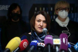 JELENA PAVIČIĆ VUKIČEVIĆ: Nisam za maske na otvorenom, preuzimam vođenje Stožera