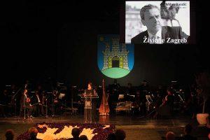Održana je komemoracija za pokojnog zagrebačkog gradonačelnika Milana Bandića