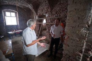 Zamjenik gradonačelnika Luka Korlaet obišao gradilišta i radove na obnovi školskih zgrada