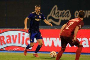 Dinamo u playoffu Lige prvaka