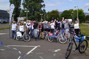 Europski tjedan mobilnosti: Održana je besplatna Škola bicikliranja 18+